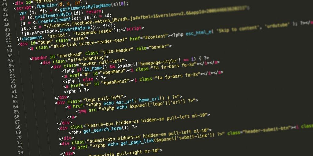 SEO szakszótár HTML kód